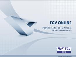 Rebecca Villagran Reimao Mello Seoane – FGV Online