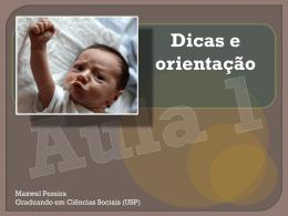 Introdução - Cursinho Comunitário Pimentas