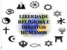 Liberdade religiosa e direitos humanos