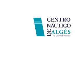Área da concessão do Centro Náutico Fundação Champalimaud