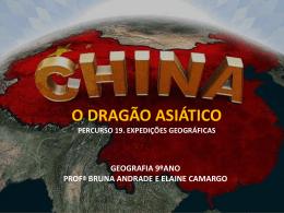 o dragão asiático percurso 19. expedições geográficas geografia