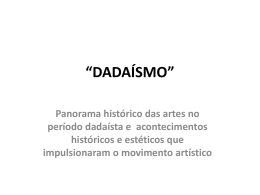 Power Point Dadaísmo 1