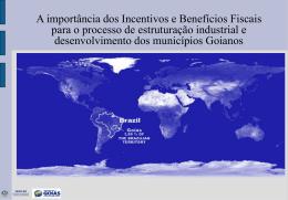 Slide 1 - Estado de Goiás