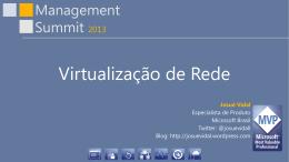 Cenários de Virtualização de Rede
