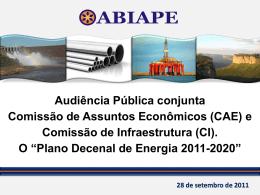 Abiape - PT no Senado