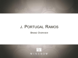 j. Portugal Ramos Brand Overview