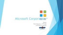 Microsoft Corporation*