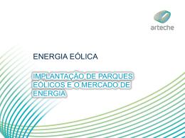 Apresentação ENERGIA EÓLICA2