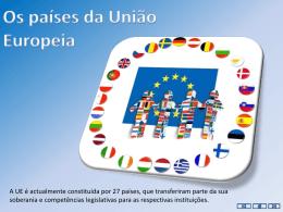 Uniao europeia.