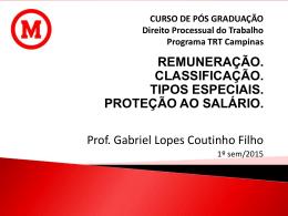 REMUNERAÇÃO VARIÁVEL - Gabriel Lopes Coutinho Filho