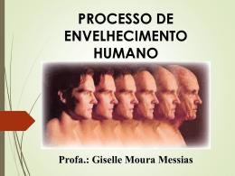 envelhecimento humano - Universidade Castelo Branco