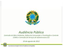 SAC – Secretaria de Aviação Civil da Presidência