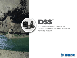 DSS- A Complete Mapping Solution