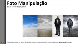 01 | Foto Manipulação