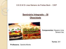 Obesidade - WordPress.com