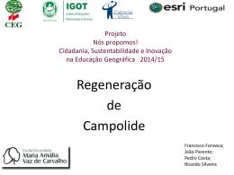ESMAVC_11G_Regeneração De Campolide