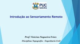 sensoriamento remoto princípios e aplicações novo