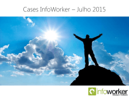 InfoWorker - SharePoint Areas x Cases - Julho-2015