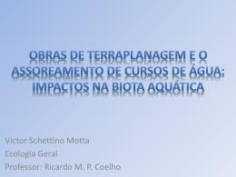 Slide 1 - Ecologia e Gestão Ambiental