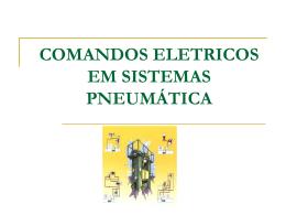Comandos Elétricos em Sist. Pneumáticos