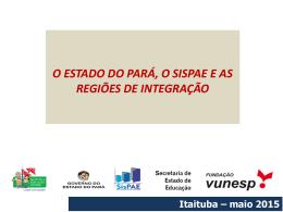 Resultados Regionais - SEDUC - Itaituba