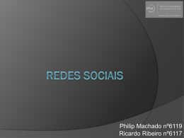 Redes Socias - WordPress.com