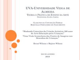 UVA-Universidade Veiga de Almeida Teoria e Prática do