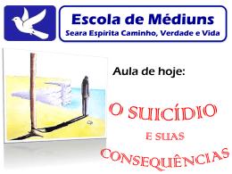 28° O Suicídio e suas Consequências
