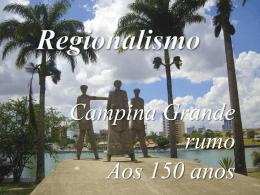 Tema : Regionalismo