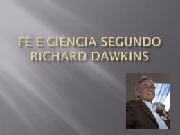 Fé e ciência segundo Richard Dawkins