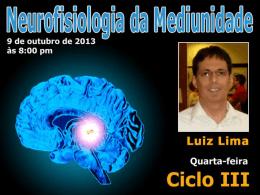 Neurofisiologia da Mediunidade (LuizL)