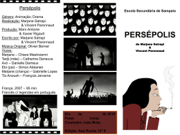 Presentation1-Filme Persepólis - BE
