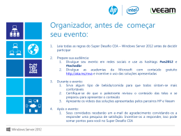 Windows Server 2012 – Estilo Moderno