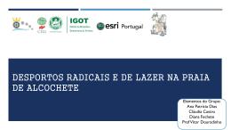 ESAlcochete_12E_Desportos Radicais e de Lazer na Praia de