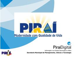 Prefeitura Municipal de Piraí