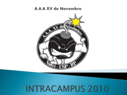 INTRACAMPUS 2010