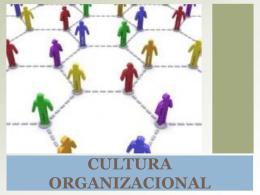 Cultura organizacional - Tais Brenner Oesterreich