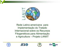 pptx - Projeto LANIIT
