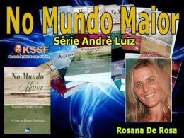No Mundo Maior - Cap. 5 ao 8 (RosanaDR)