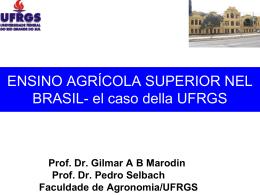 PÓS-GRADUAÇÃO - Foro de Decanos del Mercosur