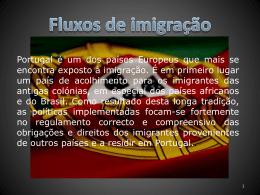 Fluxos migratorios - Pradigital