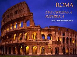 ROMA - Loucos por História