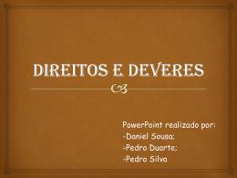 PowerPoint-Direitos e Deveres.
