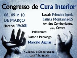 Congresso de Cura Interior