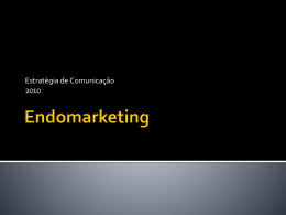 Leis do Endomarketing