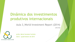 DIPI_AULA 4_World Investment Report