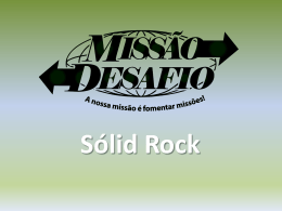 Solid Rock - WordPress.com