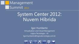 aplicações - Management Summit