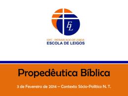 Grupos Políticos, Sociais e Religiosos