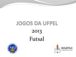 Congresso Tecnico Futsal